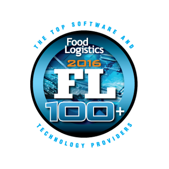 Food Logistics 2016 Top 100+ Software Technology provider