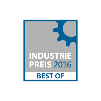Best-of Industriepreis 2016